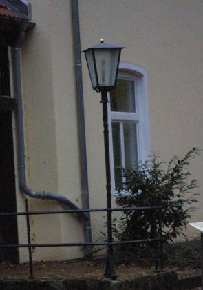 Alte Außenlampen in Fulda